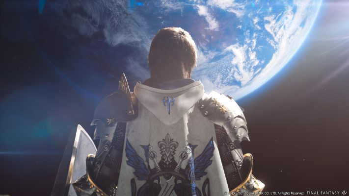 Final Fantasy XIV PlayStation 5