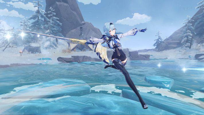 Genshin Impact PlayStation 5