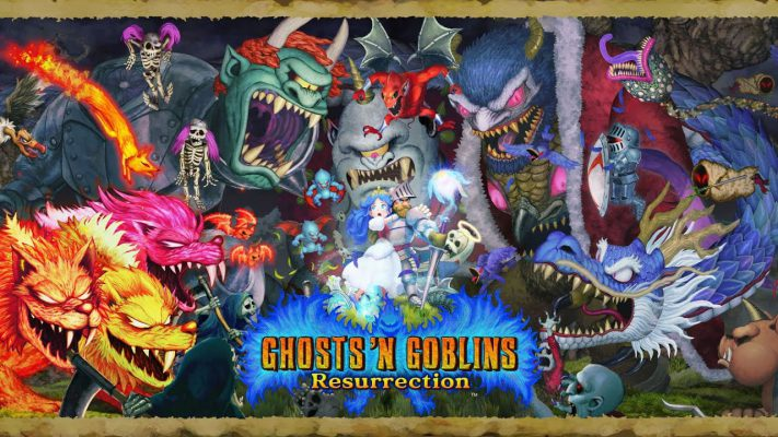Ghosts 'n Goblins Resurrection PC PlayStation 4 Xbox One