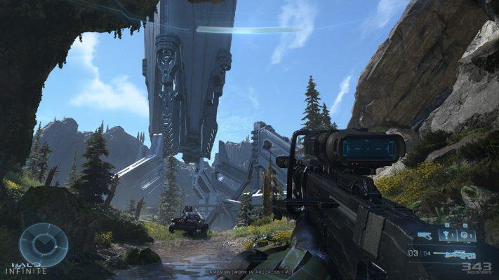 Halo Infinite cross-play cross-progression