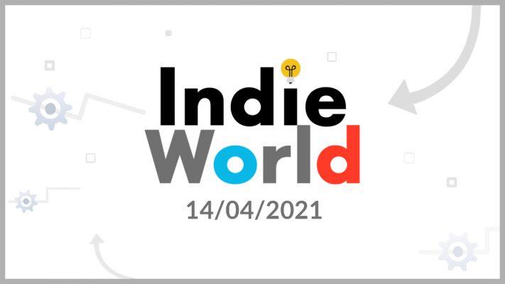 Indie World 14 aprile 2021