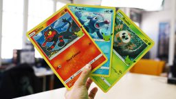 Litten Popplio Rowlet Pokémon GCC