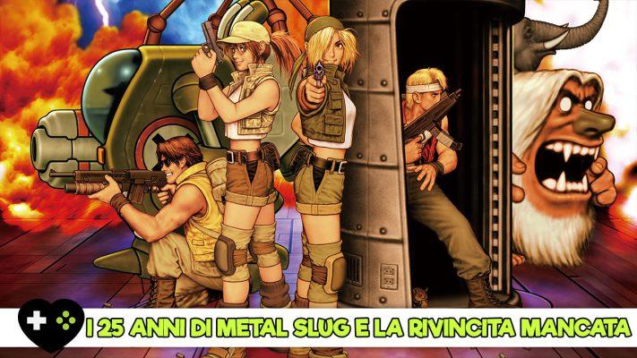 Metal Slug immagine in evidenza