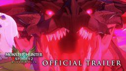 Monster Hunter Stories 2: Wings of Ruin trailer