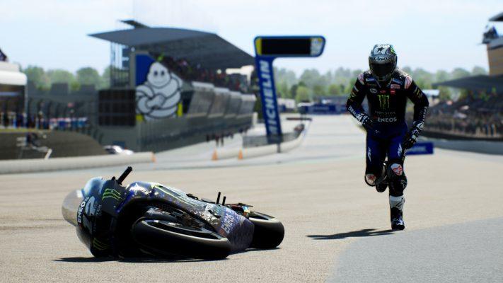MotoGP 21 disponibile