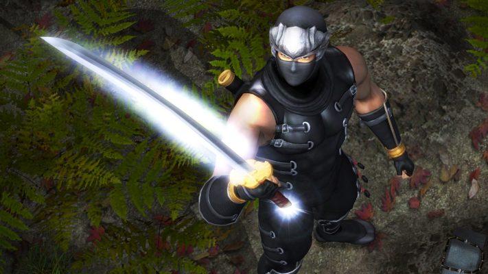 Ninja Gaiden Master Collection trailer personaggi