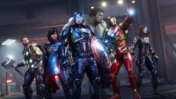 PlayStation Now Marvel's Avengers