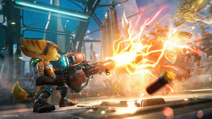 Ratchet & Clank: Rift Apart, nuovo video di gameplay dallo State of Play