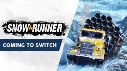 SnowRunner Nintendo Switch data