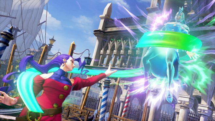 Street Fighter V Champion Edition Rose DLC