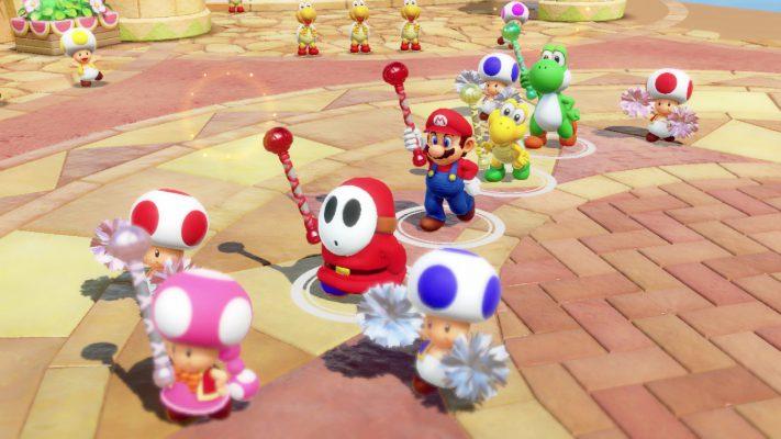 Super Mario Party online
