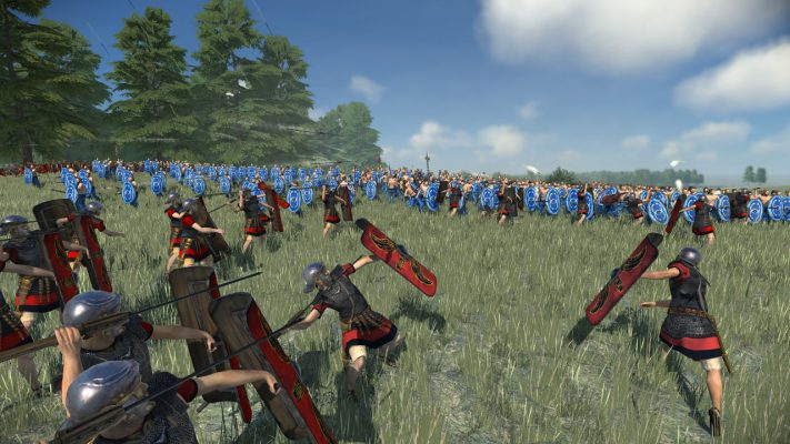 Total War: Rome Remastered disponibile