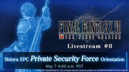 Final Fantasy VII First Soldier