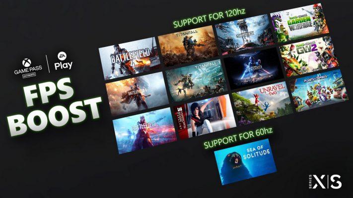 FPS Boost EA Play
