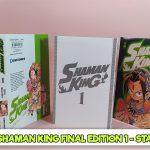 Manganalisi di Shaman King Final Edition 1 – Edizioni Star Comics