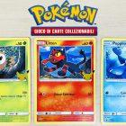 Pokémon GCC carte giganti