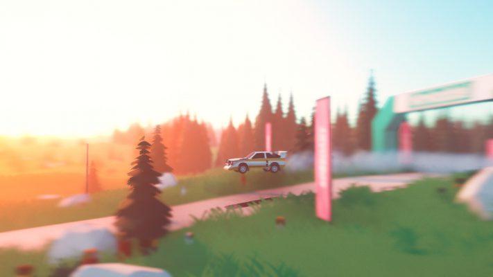 Art of Rally PlayStation