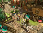 Baldo: The Guardian Owls gameplay