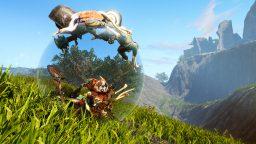 Biomutant unedited PlayStation 5 Xbox Series X