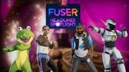 Disponibile da oggi Headliner Spotlight, nuovo aggiornamento di Fuser