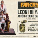 Far Cry 6 statuina