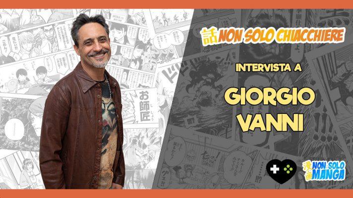 Intervista Giorgio Vanni