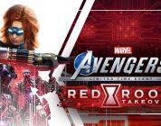 Marvel's Avengers Stanza Rossa