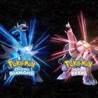 Pokémon Diamante Lucente Pokémon Perla Splendente