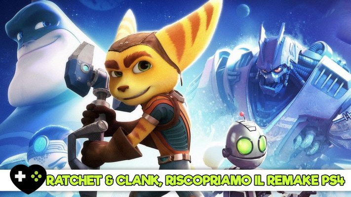 Ratchet & Clank 2016 speciale