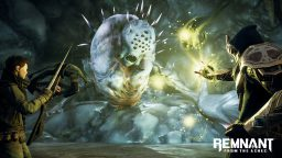 Remnant: From the Ashes trailer new gen
