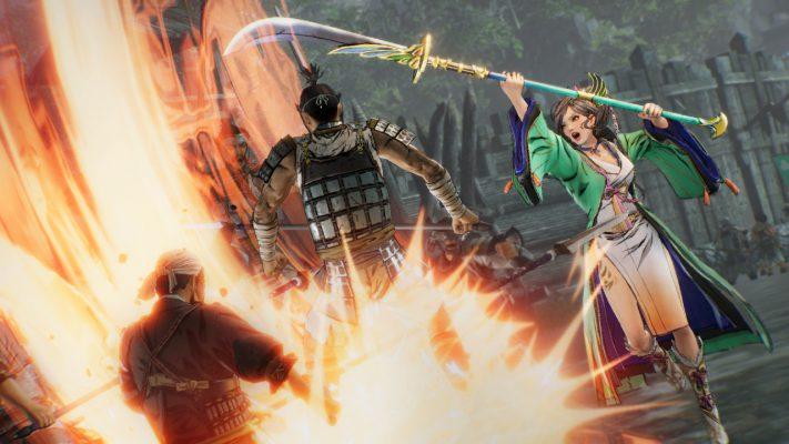 Samurai Warriors 5 trailer colonna sonora