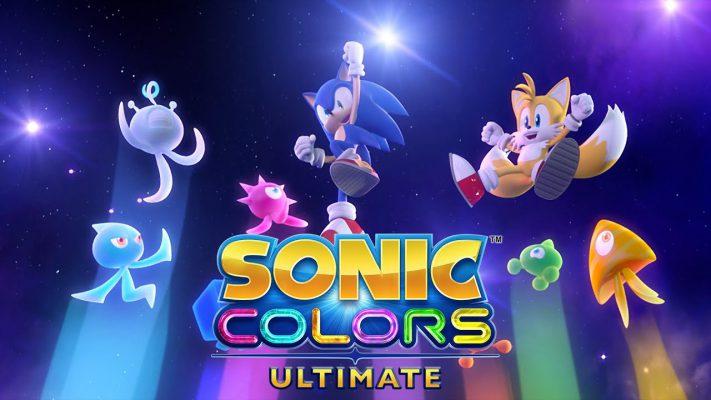 Sonic Colors: Ultimate annuncio