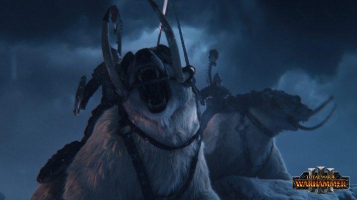 Total War: Warhammer III primo gameplay