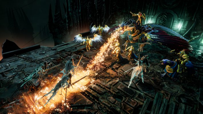 Warhammer Age of Sigmar: Storm Ground trailer lancio