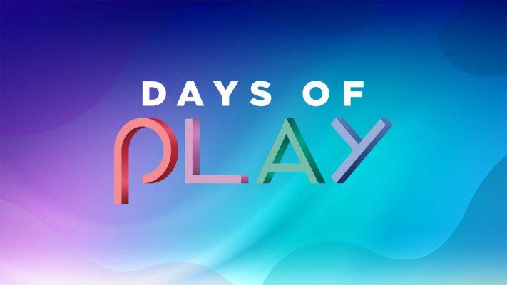 Days of Play 2021: tutte le offerte da GameStopZing