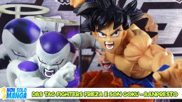 DBS Tag Fighters Freezer e Son Goku – Banpresto