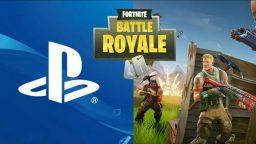 Fortnite crossplay PlayStation