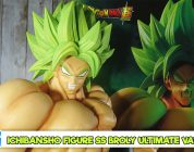 Ichibansho Figure SS Broly Ultimate Variation – Banpresto