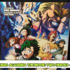 My Hero Academia Anime Comics