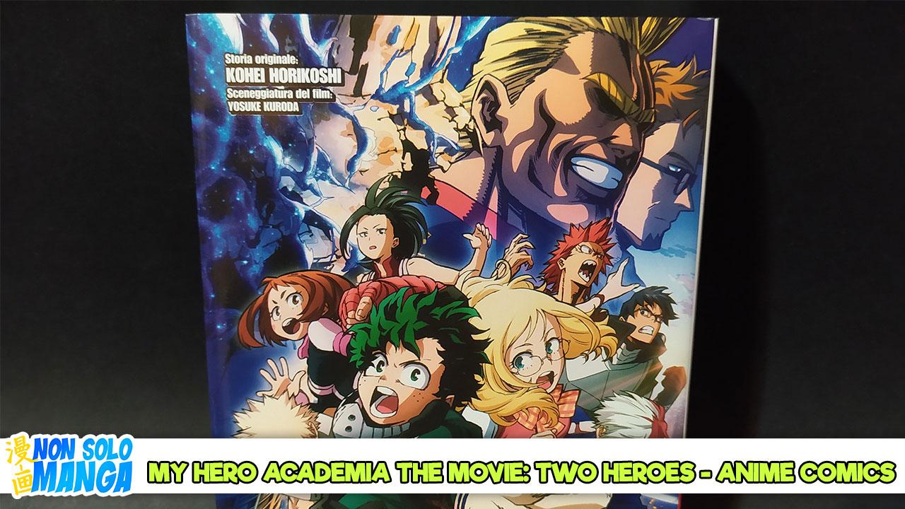 My Hero Academia Anime Comics