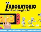 Laboratorio di Videogiochi Nintendo