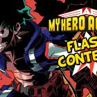 My Hero Academia Flash Contest