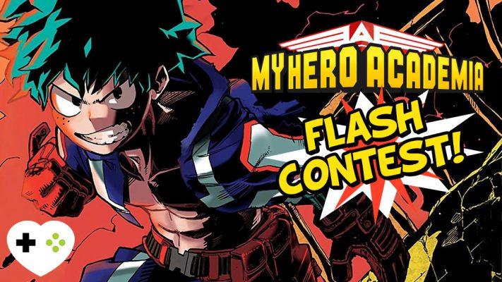My Hero Academia Flash Contest