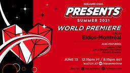 Square Enix Presents 13-06-2021
