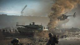 Battlefield 2042 gameplay