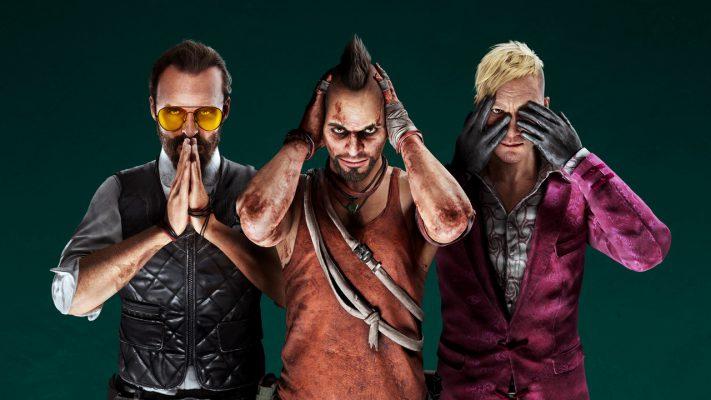 Far Cry 6 season pass