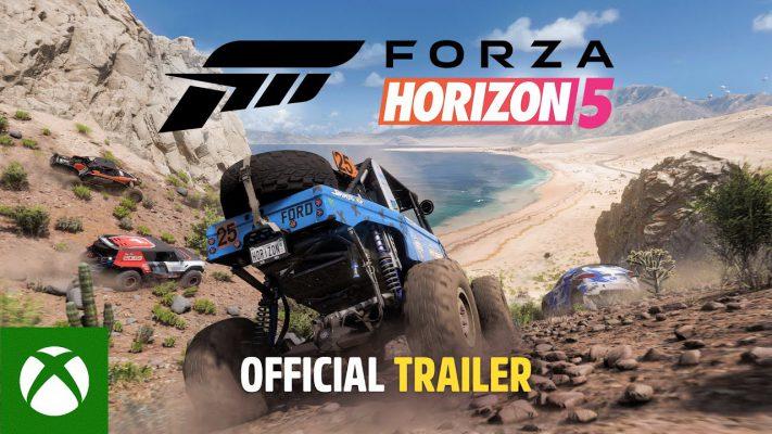 Forza Horizon 5 annuncio