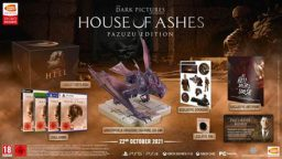 The Dark Pictures Anthology: House of Ashes, data di uscita, pre-order e Pazuzu Edition