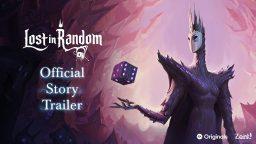 Lost in Random story trailer