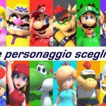 Mario Golf: Super Rush tiri scatti